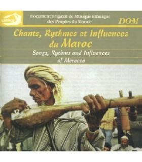 Chants des Régions de Ouarzazate, Zagora, Goulimine,Marrakech ...
