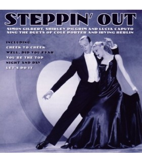 Steppin' Out - Sing the Duets of C. PORTER and I. BERLIN.