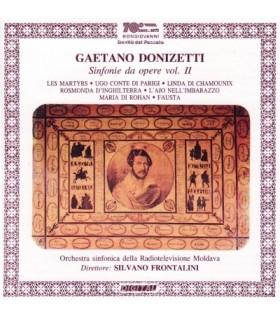 Sinfonie da Opere, Vol.II.