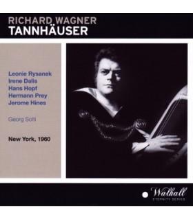 TANNHÄUSER - G. SOLTI, New York, 1960