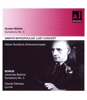 Dimitri MITROPOULOS' Last Concert