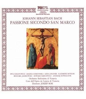 Passione Secondo San Marco