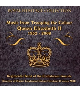 Music From Trooping the Colour, Queen Elizabeth II
