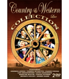 Country & Western Collection - Live