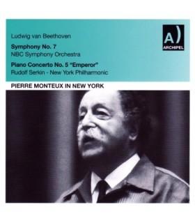 Pierre MONTEUX in New York