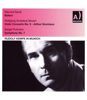 Rudolf KEMPE in Munich