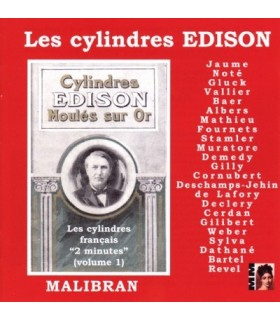 Les Cylindres EDISON