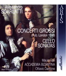 Concerti Grossi-Cello Sonatas