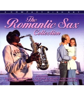 The Romantic Sax Collection