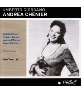 Andrea Chenier - F. Cleva, 1957.