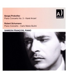 Samson FRANCOIS, piano