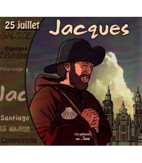 Collection Un Prenom Un Saint, JACQUES