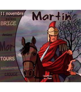 Collection Un Prenom Un Saint, MARTIN