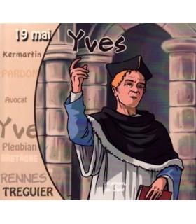 Collection Un Prenom Un Saint, YVES