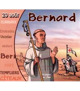 Collection Un Prenom Un Saint, BERNARD