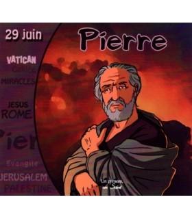 Collection Un Prenom Un Saint, PIERRE