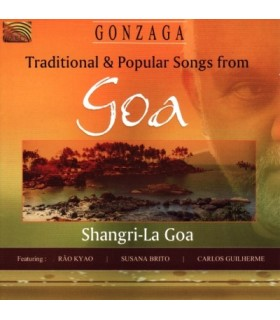 Gonzaga-Traditional & Popular Songs from GOA