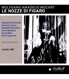 Le Nozze di Figaro - C.M. Giulini, 1961