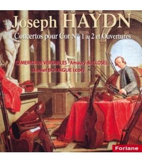 Concertos pour cor N°1 et 2