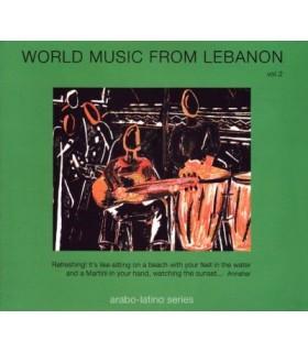 World Music from Lebanon. Vol.2