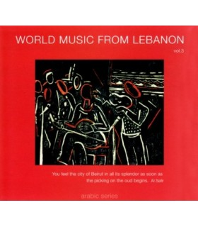 World Music from Lebanon. Vol.3