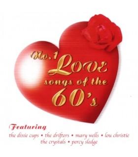 N°1 Love Songs of The 60s