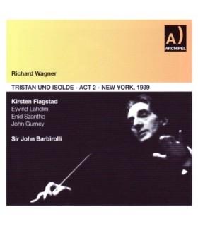 Tristan und Isolde - Act.2 - New York, 1939.