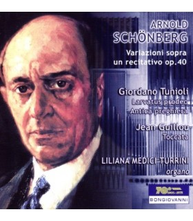 Variazoni Sopra un Recitativo, Op.40
