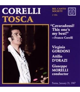Tosca - Franco Corelli