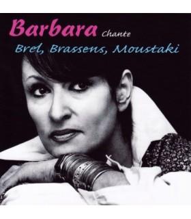 Chante Brel, Brassens, Moustaki