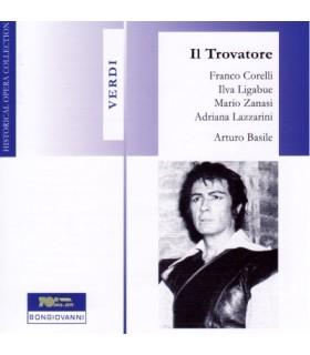 Il Trovatore -A.  Basile, 1961