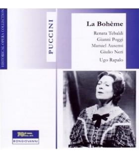 La Boheme, U. Rapalo, 1954.