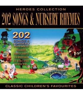 Heroes Collection - 202 Songs & Nursery Rhymes