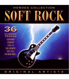 Heroes Collection - SOFT ROCK