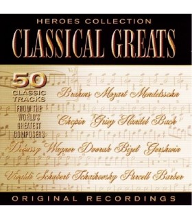 Heroes Collection - CLASSICAL GREATS