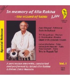 The wizard of tabla - Vol.1