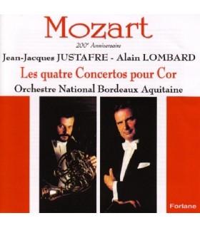 4 Concertos pour Cor et Orchestre