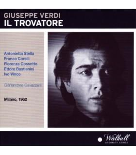 Il Trovatore - Gavazzeni, 1962