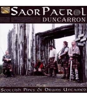Duncarron : Scottish Pipes & Drums Untamed