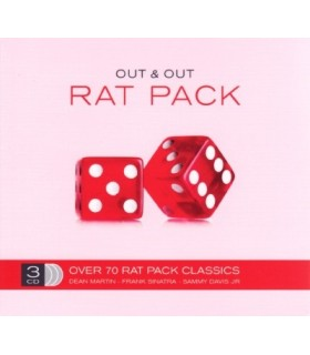 Rat Pack - Over 70 Rat Pack Classics
