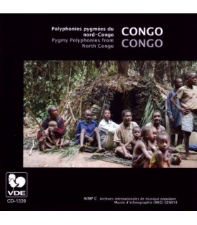 Polyphonies Pygmees du Nord Congo
