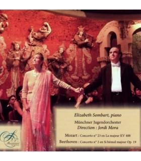 MOZART-BEETHOVEN-Concertos