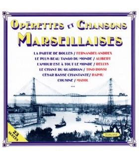 Operettes et  chansons marseillaises