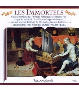 LES IMMORTELS ALBINONI - PACHELBEL - HAENDEL