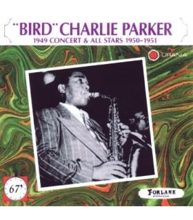 BIRD-1949 Concert & ALL STARS 1950