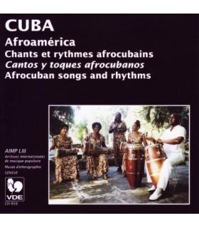 CUBA - Chants et Rythmes afrocubains