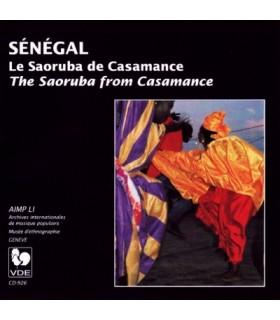 Le Saoruba de Casamance