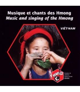 Musique et Chants des HMONG