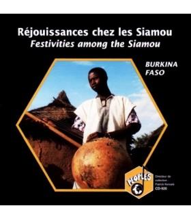 Rejouissances chez les SIAMOU