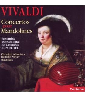 Les Concertos pour Mandoline